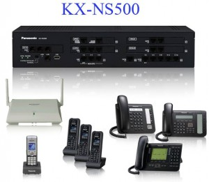 Panasonic KX-NS500RU